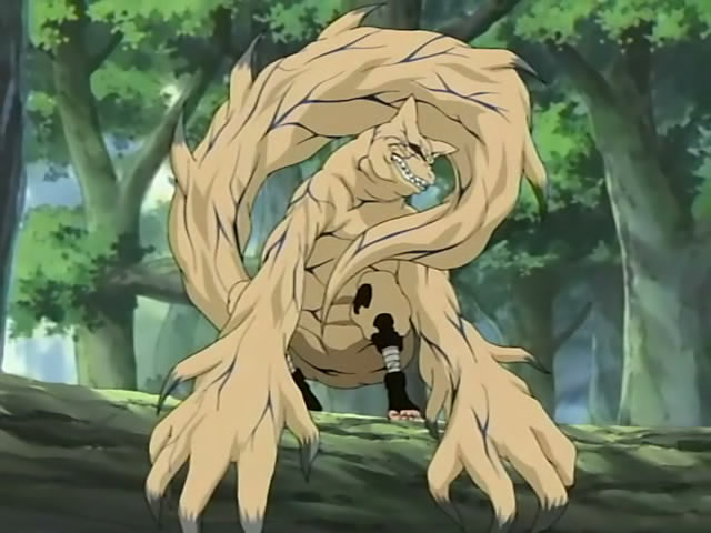 Naruto Gaara